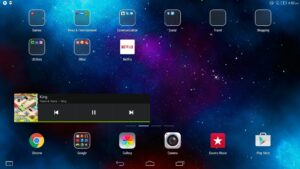 Lenovo Yoga Tablet 2 Pro - Android Launcher